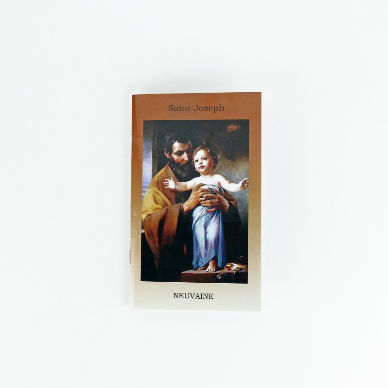 Novena to Saint Joseph (French)