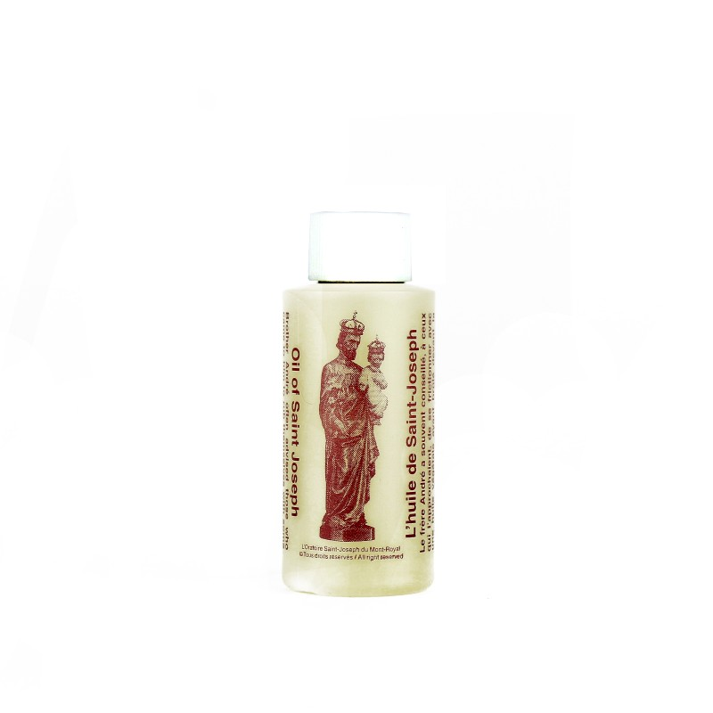 Saint Joseph oil - 5 small bottles of 60 ml