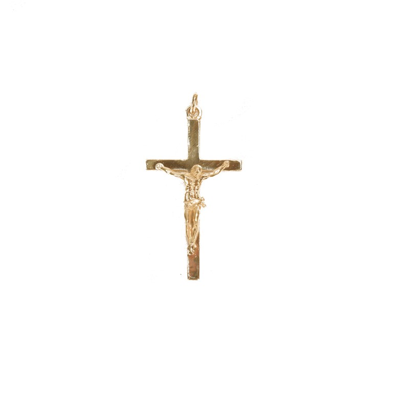 Gold Cross 14 k