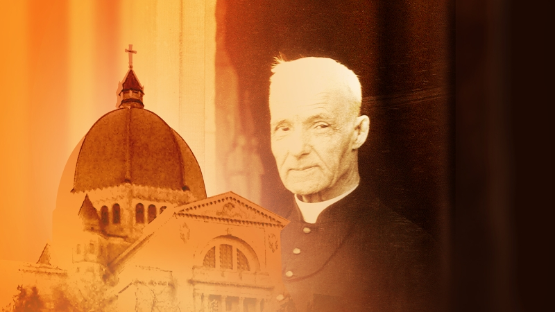 The month of Saint Brother André, Patron of Family Caregivers