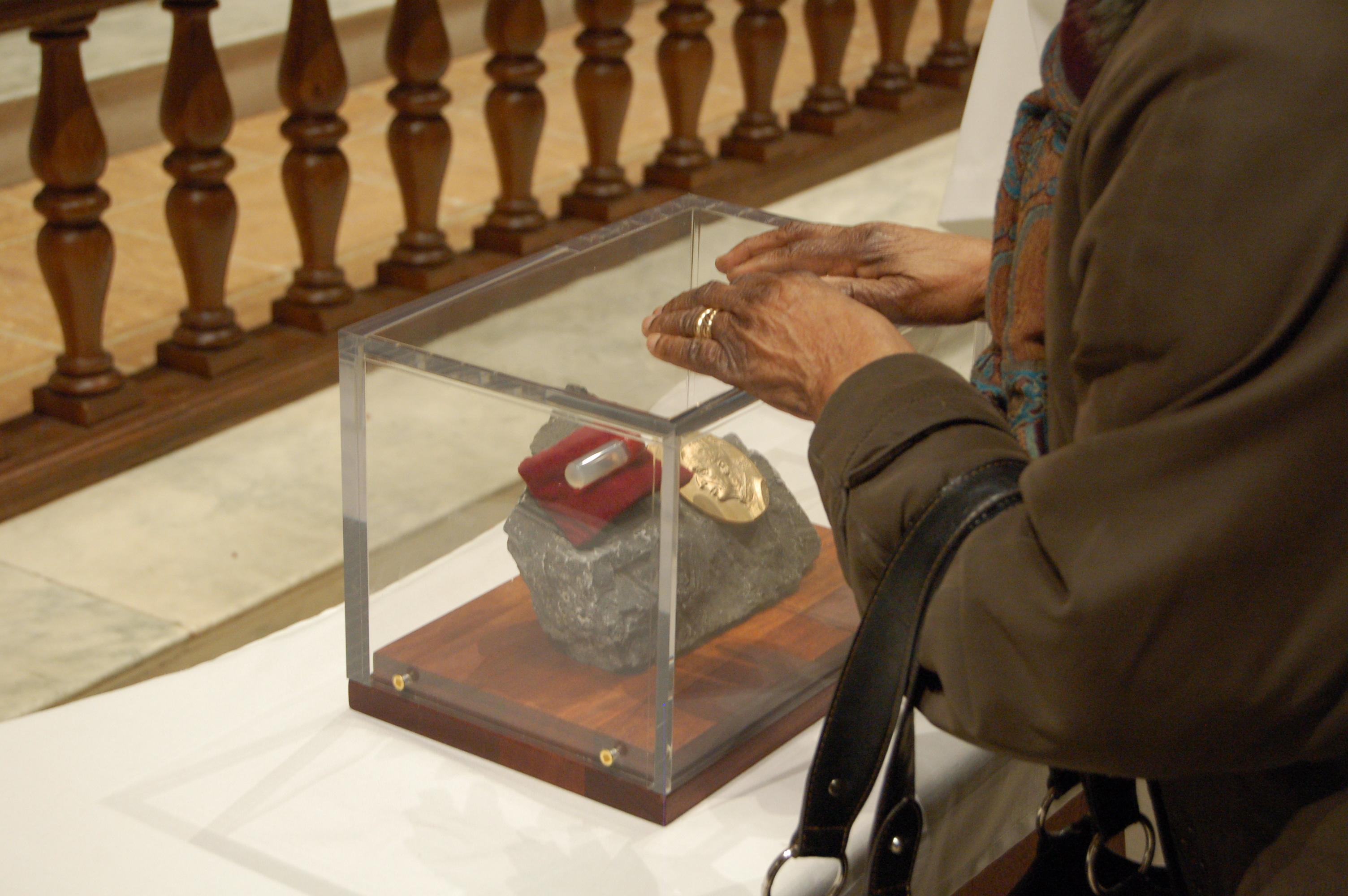 Grand reliquaire - Major Reliquary