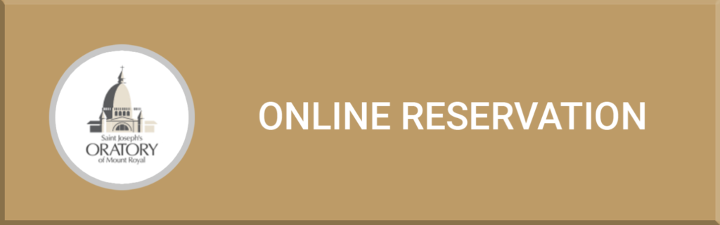 Online reservation at Pavilion John XXIII Hotel