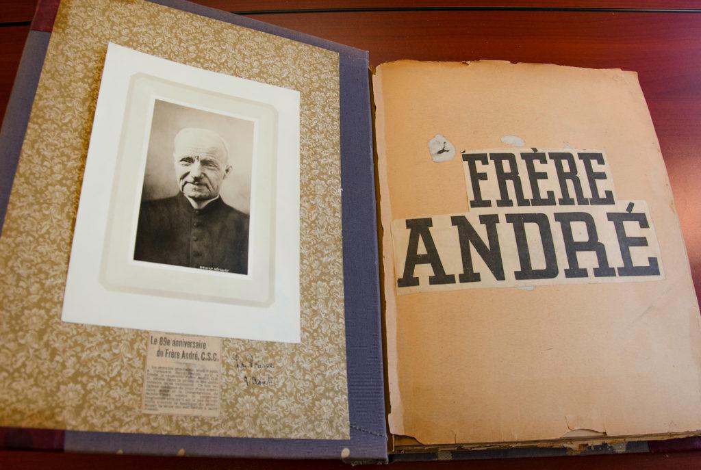 Amis aux associés - frère André