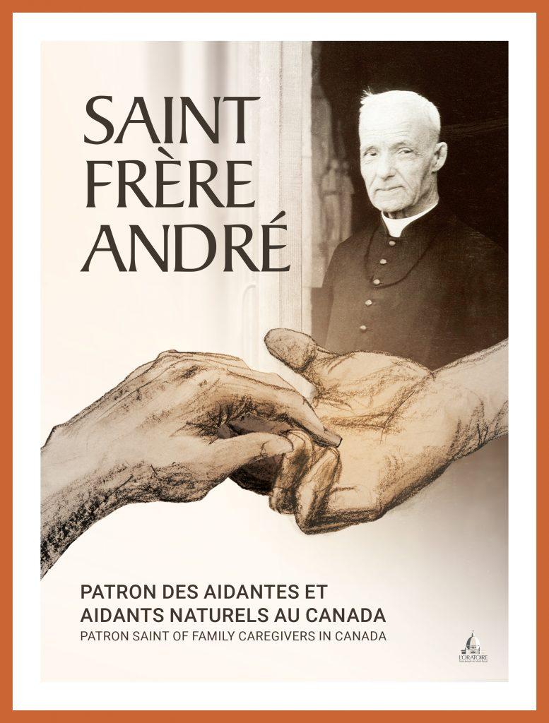 Affiche Saint patron des aidants poster