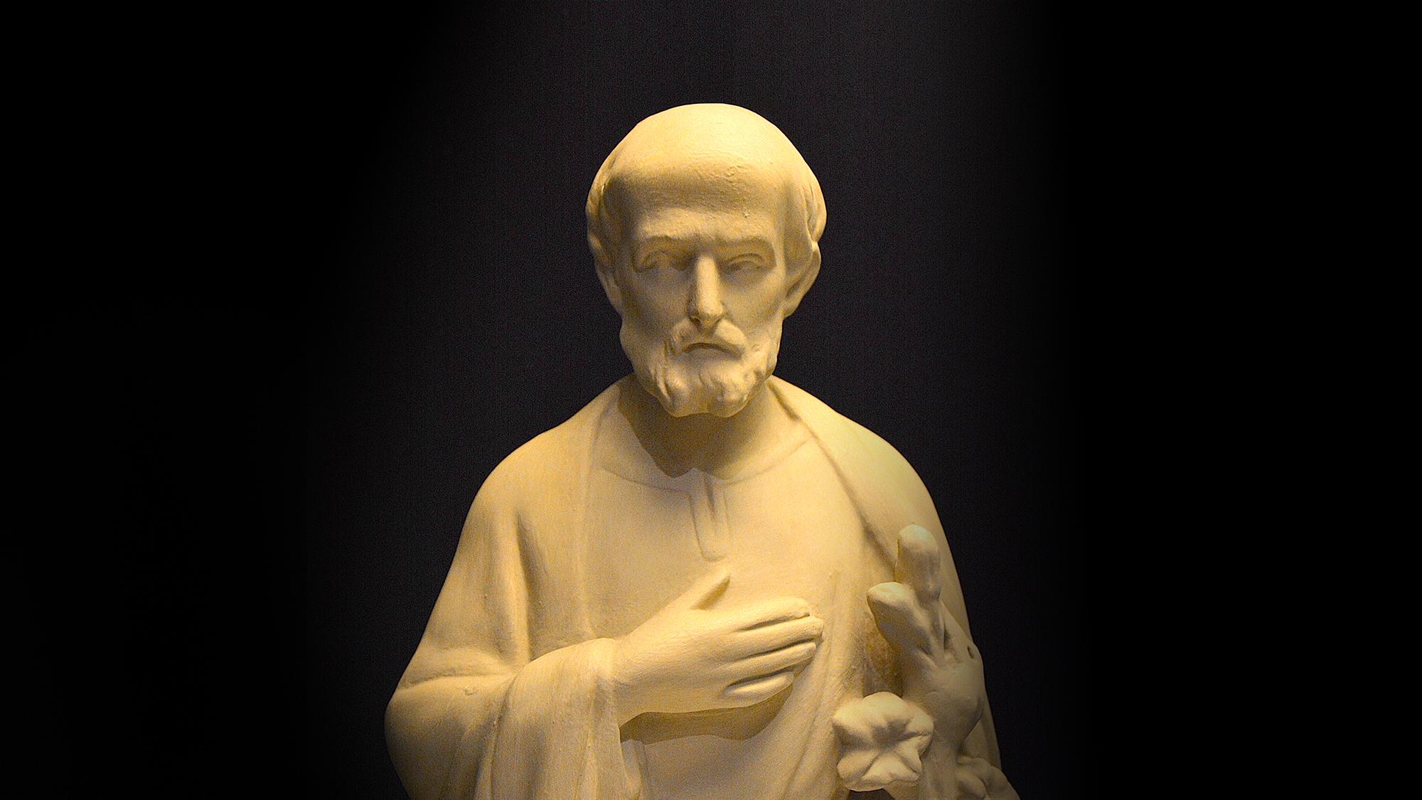 Un don à saint Joseph