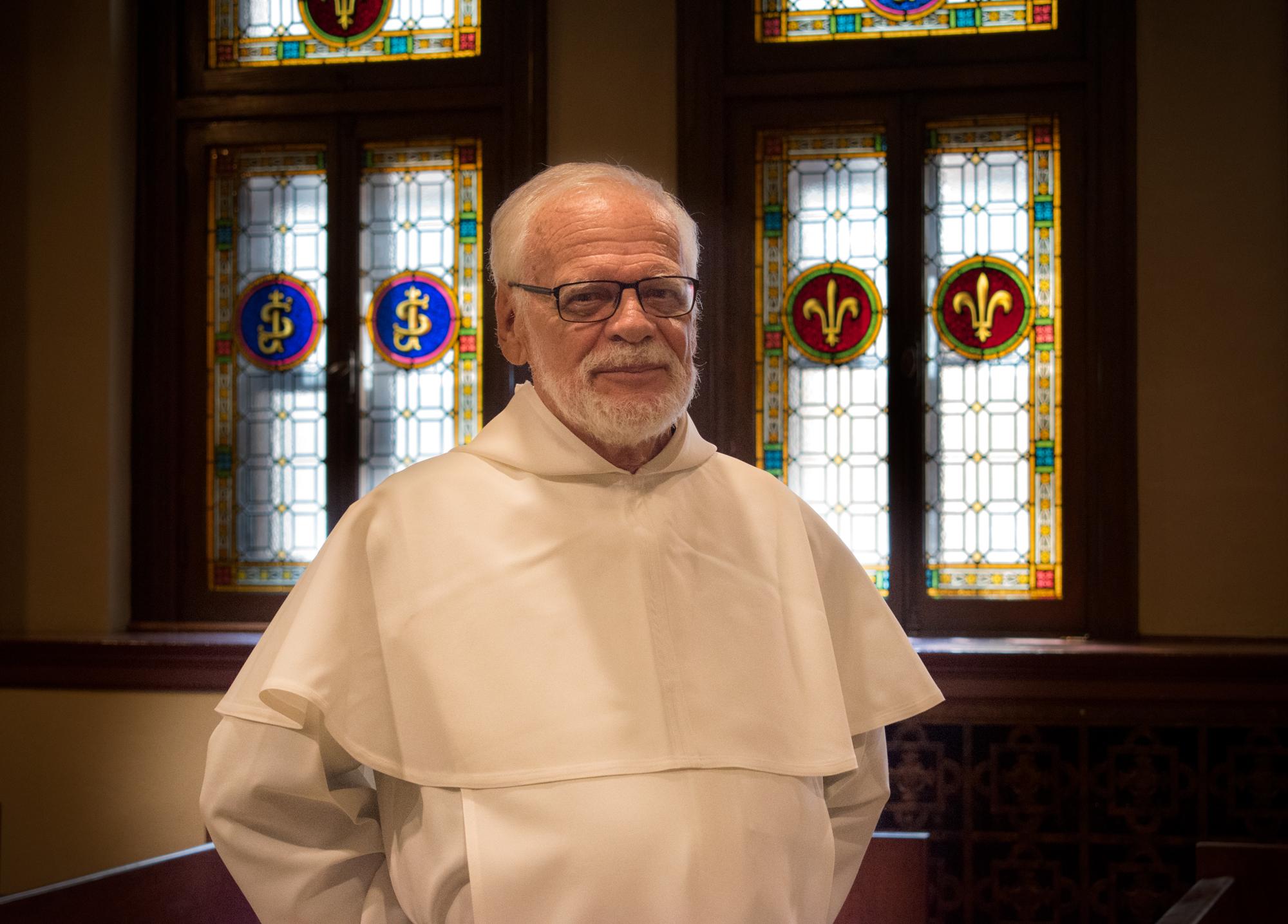Yvon Pomerleau, prédicateur de la neuvaine à saint Joseph 2018 à l'Oratoire Saint-Joseph