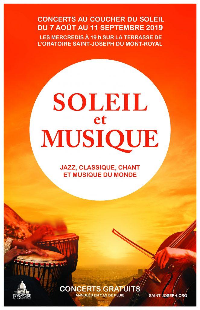 Soleil et musique 2019 - Sunshine and music