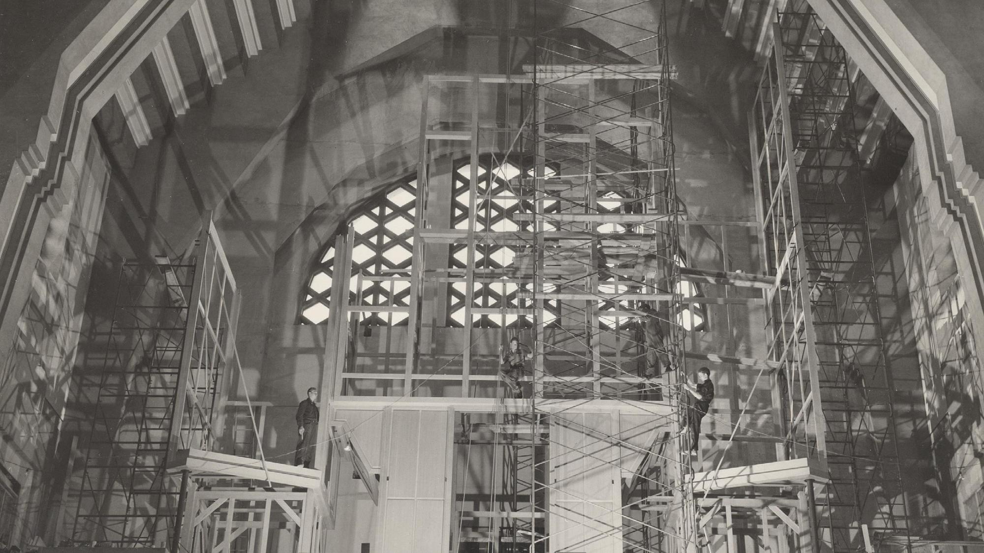 La petite histoire du grand orgue Beckerath de la basilique de l'Oratoire