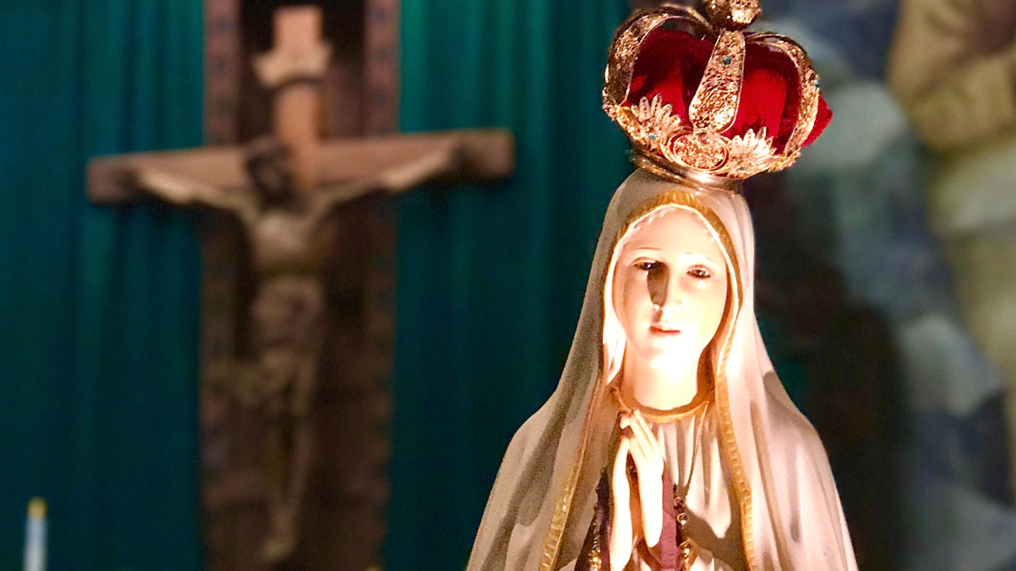 « N'ayez pas peur », de Notre-Dame de Fatima