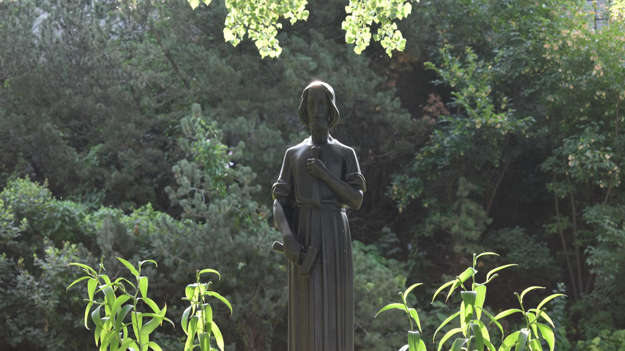 Prions saint Joseph et la Vierge Marie