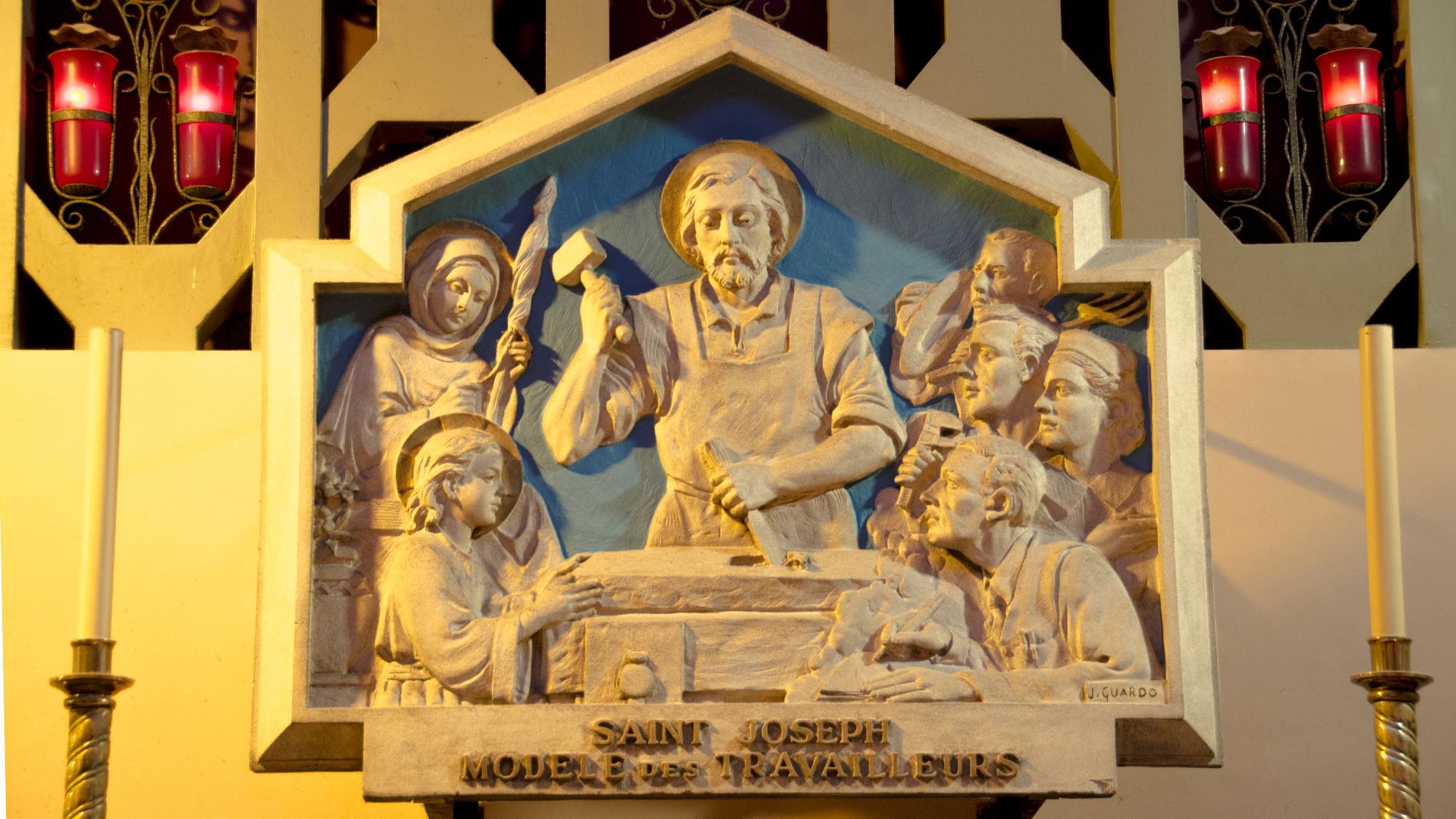 Joseph le charpentier