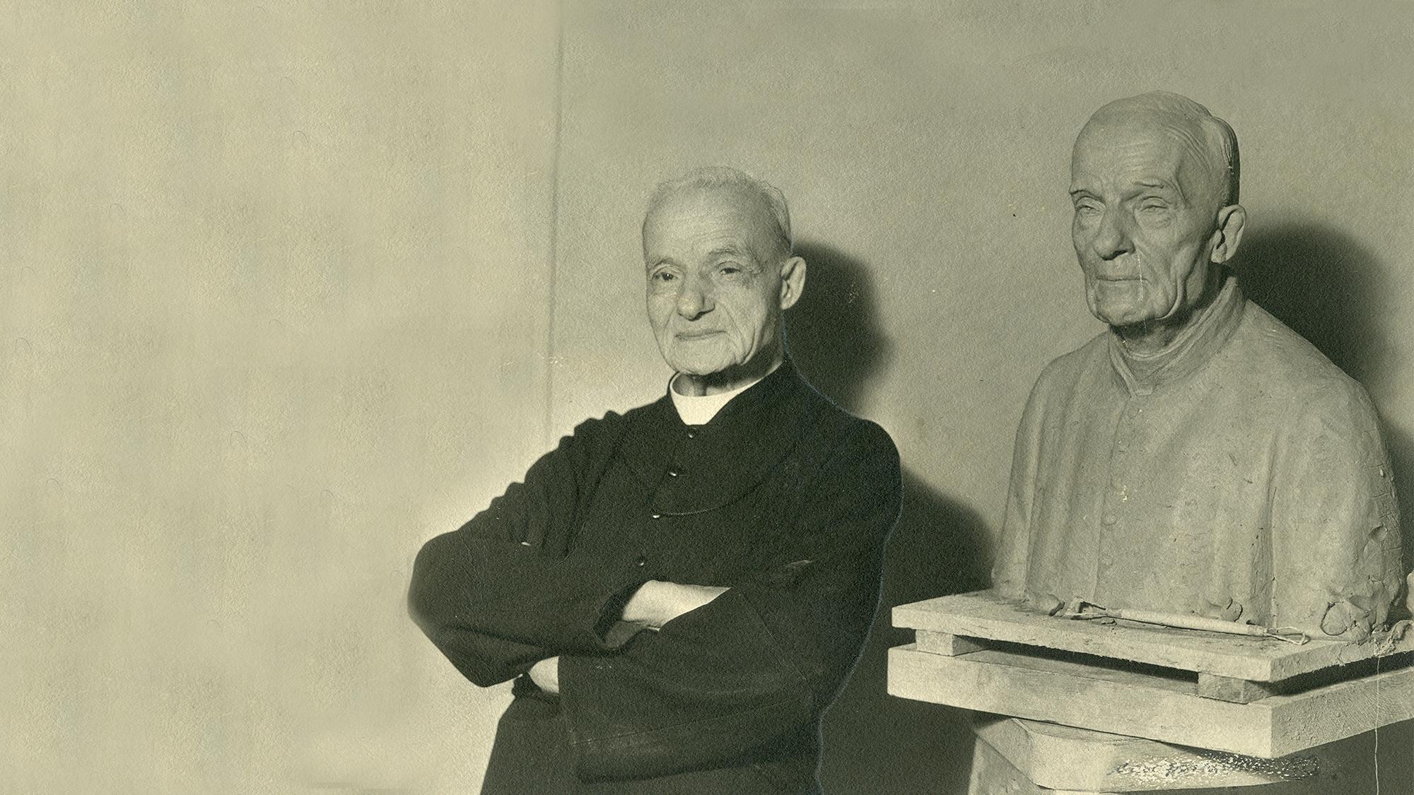 Au service des archives de saint frère André