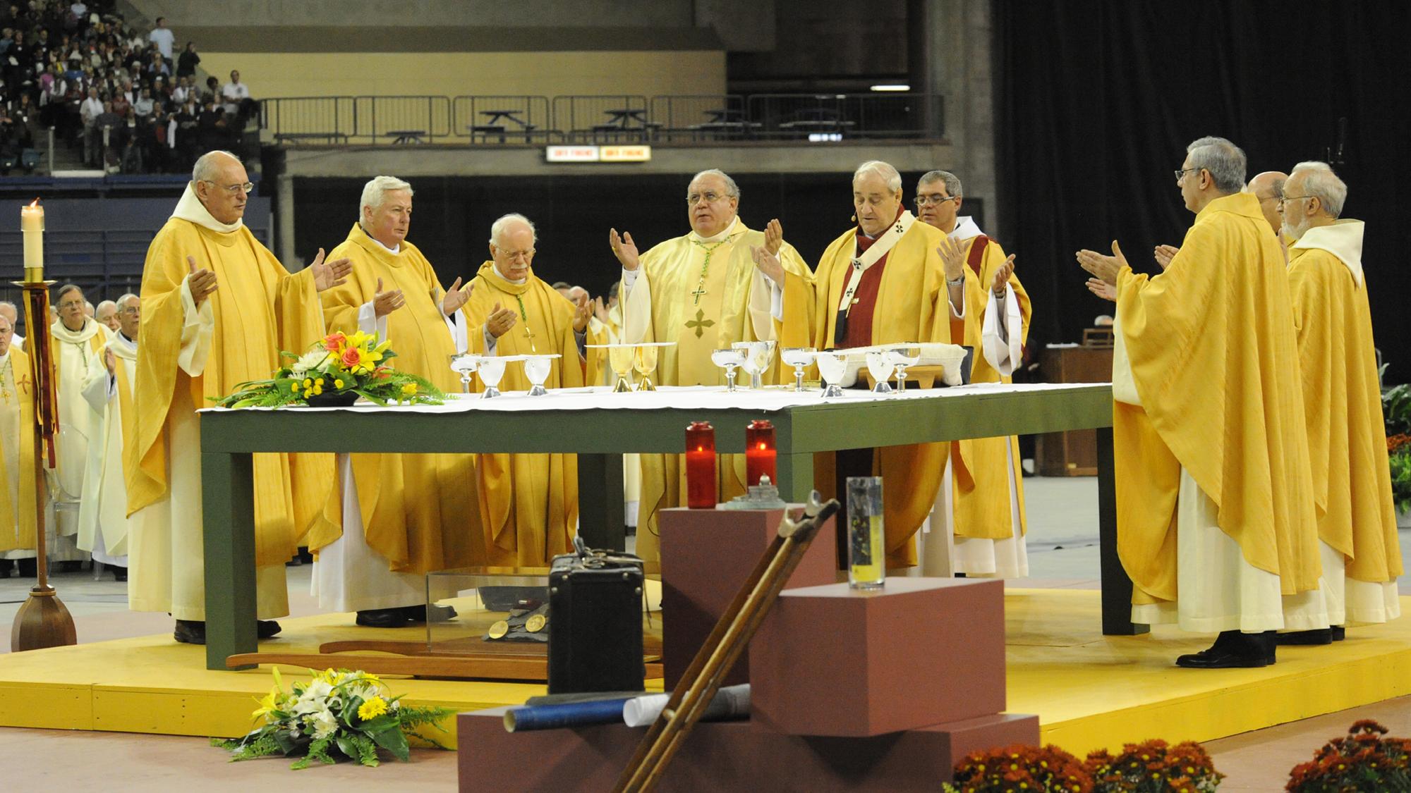 Un évènement grandiose qui a marqué ma vie et celle de la famille de Sainte-Croix