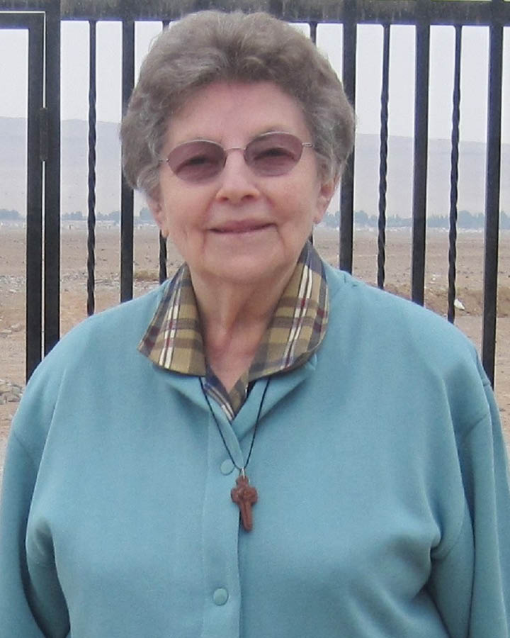 Marguerite-Marie Fortier, c.s.c.